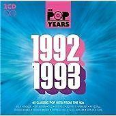 Various Artists - Pop Years 1992-1993 (2009)