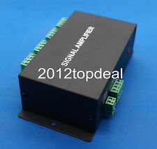 Dream Color LED Strip Light SPI Signal Amplifier F 6803 1903 1809 2811 8 output