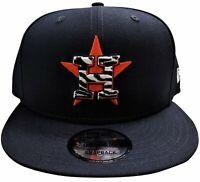 New Era 9FIFTY Team MLB Houston Astros Animal Print Logo Snapback Hat