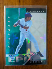 1998 Pinnacle Mike Piazza All-Star Epix Moment Emerald #E19
