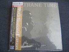 JOHN COLTRANE, Coltrane Time, JAPAN CD Mini LP, TOCJ-9255, 24 bit, Cecil Taylor
