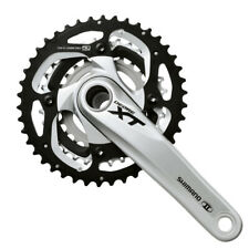 Shimano Deore XT Triple Crankset for rear 10 speed - BSA BB included 42/32/24...
