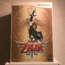 Medicom RAH The Legend of Zelda Skyward Sword Link Real Action Hero Figure JAPAN