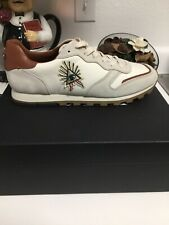 Womens COACH Running Sneaker With Evil Eye  Sneaker Size 9 B New $175 New In Box
