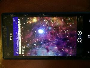 HTC Windows Phone 8X - 16GB - California Blue (T-Mobile) Smartphone