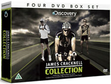 James Cracknell: Collection DVD (2012) James Cracknell cert E 4 discs