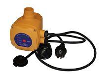 Pumpensteuerung SKD-15 mit Kabel  Druckschalter  Presscontrol  Hauswasserwerk
