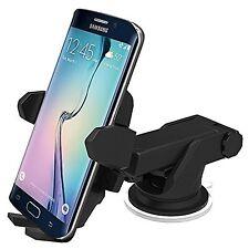 FeeHi Hands Free Car Mount Dash Holder Windshield Universal Phone Mount Cell ...