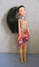 """11"""" Pocahontas Barbie Doll w/Royal Shimmer Outfit and Dress Boots (Hasbro)"""