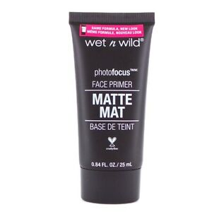 WET N WILD Photo Focus Face Primer - Partners in Crime (Free Ship)