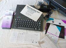 Varitronics Merlin Express Presentation Lettering System w/Case Documents+ ©1986