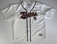 Detroit Tigers MLB Jersey Size Men's XL