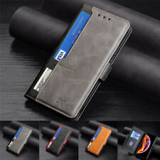 For Samsung Galaxy Note 10 Lite Plus 9 8 Flip Magnetic Leather Wallet Cover Case