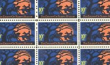 1974 - SLEEPY HOLLOW - #1548 Full Mint -MNH- Sheet of 50 Postage Stamps