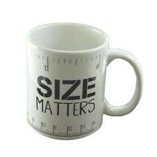 Fun Fantaisie Design Taille Matters Mug XCMN 207