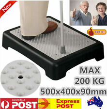 Anti-Slip Half Step Elderly Disability Door Walking stool Outdoor Aid For safety