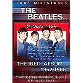 ROCK MILESTONES -THE BEATLES - THE RED ALBUM (SEALED)