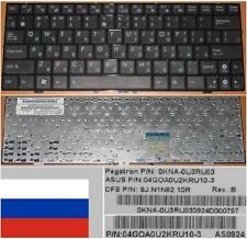 TASTIERA QWERTY RUSSO ASUS EEEPC 1000H 1000HE 9J.N1N82.10R 0KNA-0U3RU03