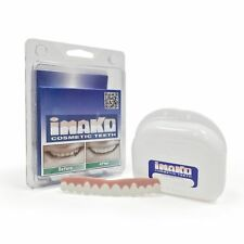 Imako Cosmetic Upper Teeth - Large - Natural - Smile Makeover