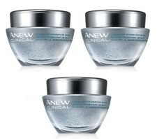 Avon Anew Clinical  Overnight Hydration Mask 1.7 oz - Lot of 3