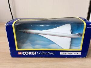 Corgi Collection B.A Concorde