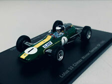 Voitures miniatures verts Lotus
