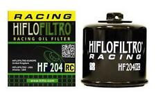 NEW HiFlo - HF204RC - Racing Oil Filter HONDA KAWASAKI TRIUMPH FREE FAST SHIP