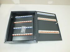 Pavo 8047215 Deluxe Schlüssel-Kasten/Schrank/Tresor, 150 Haken