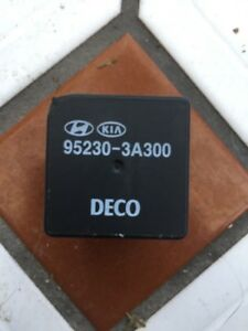 GENUINE HYUNDAI / KIA BLACK 5 PIN MULTI PURPOSE DECO RELAY 95230 3A300