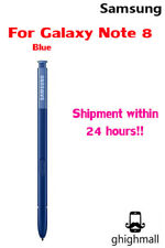Blue Stylus For Samsung Galaxy Note 8 S Pen Replacement Capacitive Touch Command