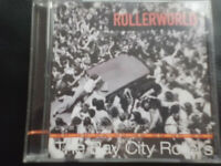 THE  BAY  CITY  ROLLERS   -   ROLLERWORLD , LIVE  TOKYO 1977 , REISSUE , CD, POP