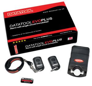 DATATOOL Evo Plus - Single Circuit Immobiliser/Alarm