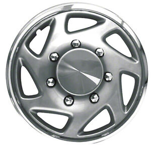 """16"""" Set of 4 Wheel Covers Hubcaps for Ford Truck Van"""