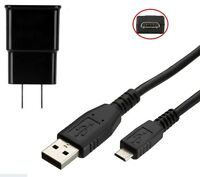 2A Micro 2 IN 1 USB Charger Adapter Cable Power  for Raspberry Pi B+ B US Plug