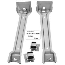1970-1973 Camaro Floor Fuel / Gas Tank Brace Kit - 4 Pieces New DynaCorn