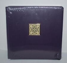 NEW Creative Memories Scrapbook Album Kaleidoscope 12x12 + Pages Purple