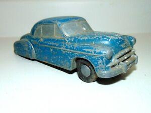 Vintage Banthrico Car Bank 1951 Chevrolet 2 Door Hardtop Diecast Promo Car
