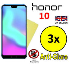 3x HQ MATTE ANTI GLARE SCREEN PROTECTOR COVER FILM GUARD FOR HUAWEI HONOR 10