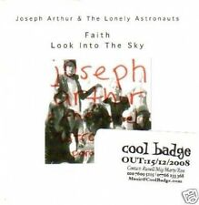 (243Y) Joseph Arthur & The Lonely Astronauts, Fa- DJ CD