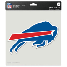 Buffalo Bills Decal Car Window 8 IColor