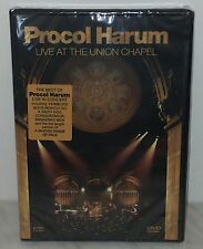 DVD PROCOL HARUM - LIVE AT THE UNION CHAPEL - NUOVO - NEW