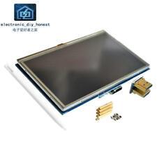 LCD 5 inch Touch Screen shield module HDMI interface for Raspberry Pi 3A+/B+/2B
