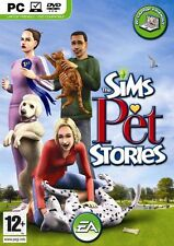 the sims pet stories & crookz the big heist limited edition    new&sealed