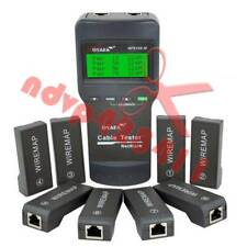 NF-8108-M Portable Network Tester Network Cable Length Meter Remote Unit RJ45