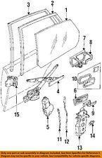 JAGUAR OEM 95-97 XJ6/VDP-Interior Door Handle and Cable Left GNA1101BF