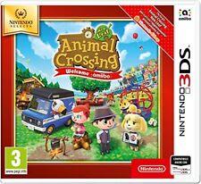 Animal Crossing NL Welcome Amiibo Select simulazione - Nintendo 3ds