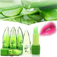 Fashion Aloe Vera Gel Moist Jelly Lipstick Color Changing Moisturizer Lip Care