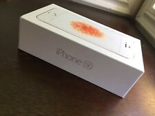 Apple iPhone SE - 32GB - Rose Gold (Boost Mobile) Smartphone Clean ESN New