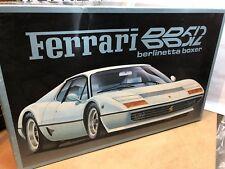fujimi 1/16 rc103 ferrari BB512 berlinetta boxer vintage model kit conts sealed