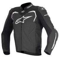 Alpinestars GP Pro Leather Jacket Black Sport Motorcycle Jacket NEW RRP £499.99